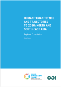 Humanitarian Trends and Trajectories